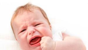 ¿Cómo manejar una crisis de llanto del bebé?