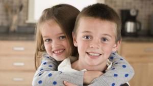 criar a dos niños
