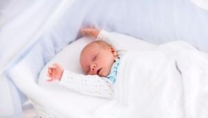 qué hacer para que el bebé duerma