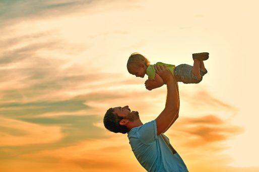 Importancia del padre en la crianza del niño