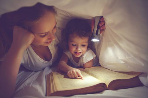 Promesas entre padres e hijos