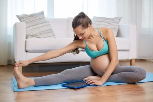 Beneficios de hacer ejercicios en el embarazo