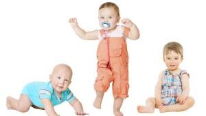 zapatos para los primeros pasos del bebé