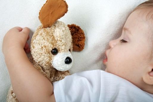 ¿Por qué los niños se despiertan?