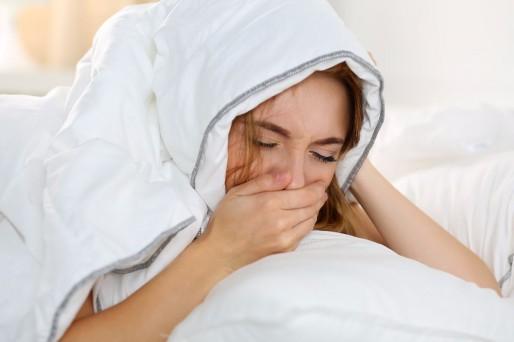 síntomas de embarazo: náuseas