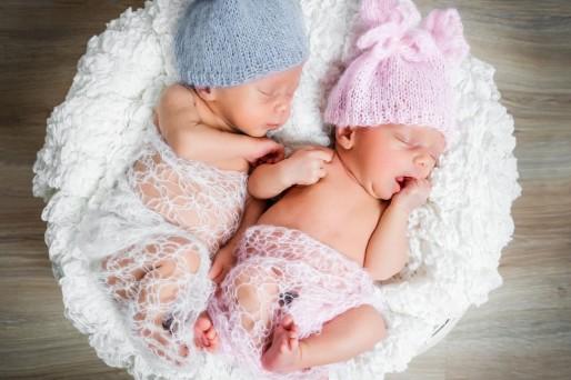 Cómo saber si espero gemelos
