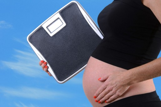 Kilos en el embarazo