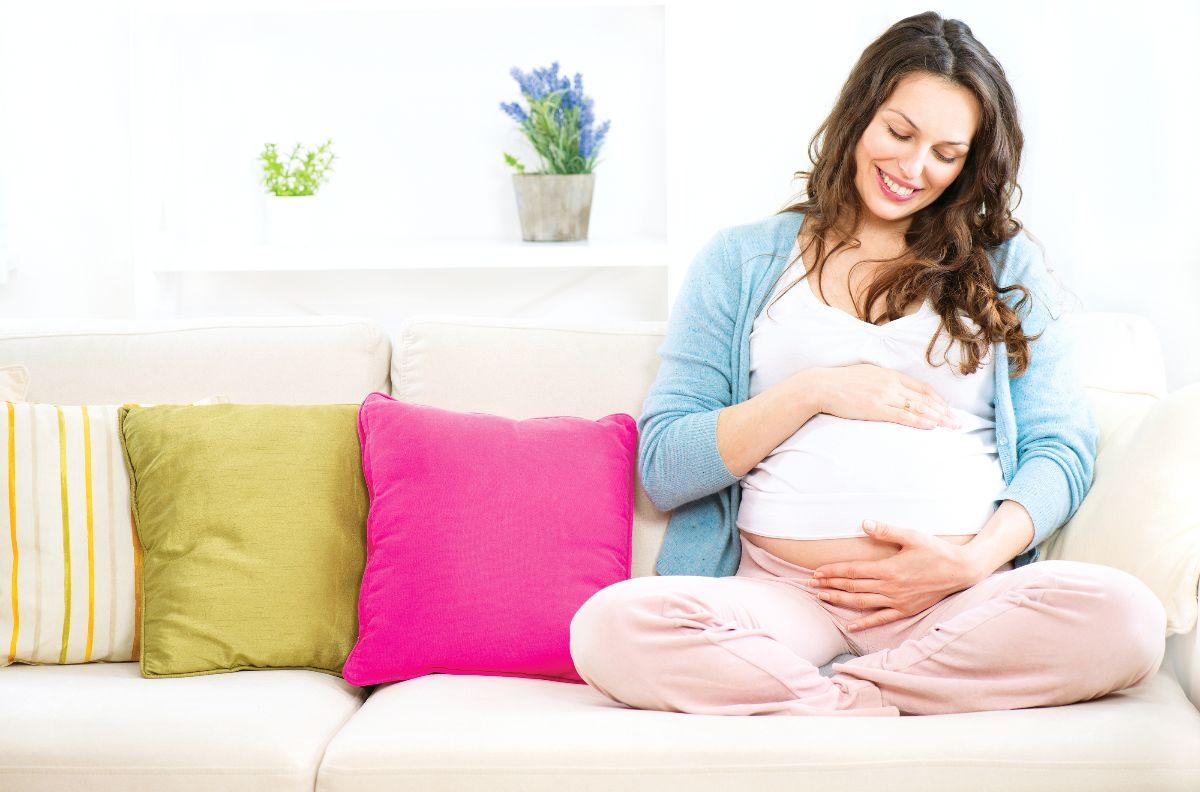 Embarazo relajarse