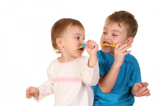Como evitar las caries en niños