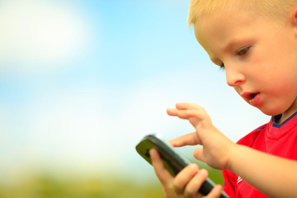 celulares niños