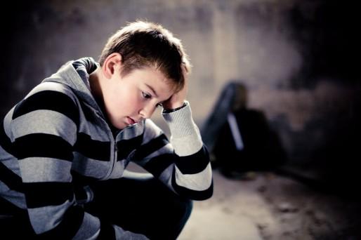 Niño- Cómo detectar una depresión en tu niño