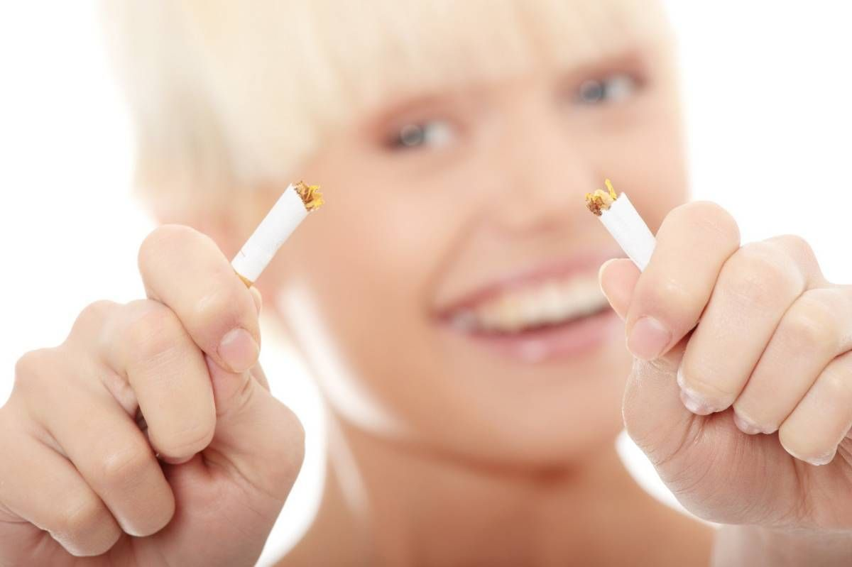 Padres fumadores