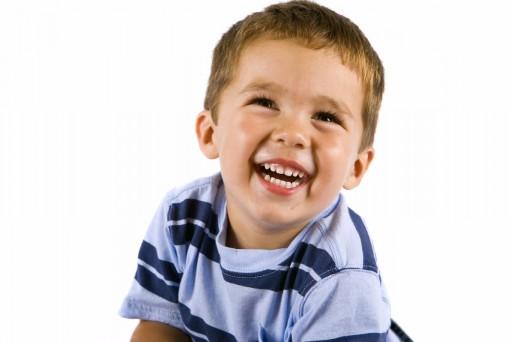 Disciplinar a los niños sin reírse
