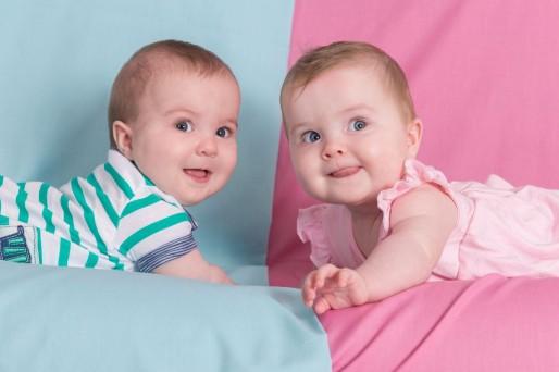 crianza de gemelos