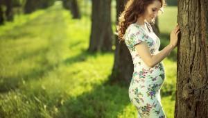mujer embarazada- Lo maravilloso de culminar el primer trimestre de embarazo
