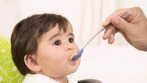 masticación adecuada del niño