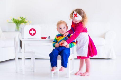 Primeros auxilios ante accidentes del bebé