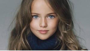 """Así luce ahora Thylane Blondeau, quien fue denominada la """"niña más linda del mundo"""""""