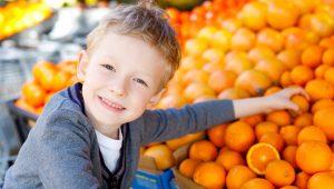 Consejos para fomentar la comida saludable en los niños