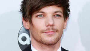 American Music Awards 2015 - Arrivals held at Microsoft Theatre  Featuring: Louis Tomlinson Where: Los Angeles, California, United States When: 22 Nov 2015 Credit: Adriana M. Barraza/WENN.com