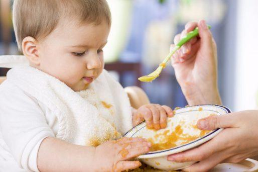 Alimentacion saludable en niños
