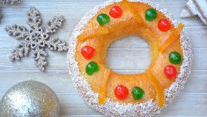 Haciendo honor al día, atrévete a preparar Roscón de Reyes