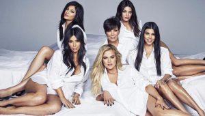 """El álbum familiar de los Kardashian o la confirmación de que (en el fondo) son una familia """"normal"""""""