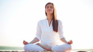 Beneficios del yoga para mamá