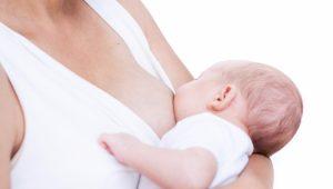 Alimentar al bebé de forma natural