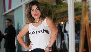 Gianinna Maradona acusó al Kun Agüero de abandonar a su hijo