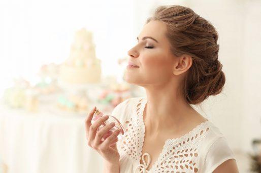 uso de perfume en el post-parto