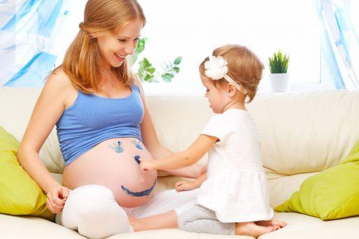manejar el segundo embarazo