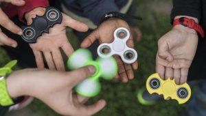El furor de los Fidget Spinners