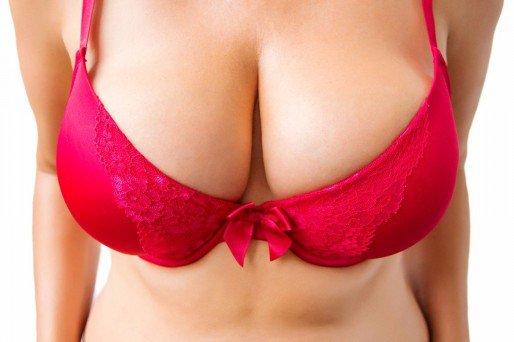 Cómo moldear los pechos
