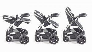 Heetee Mayfair innovador coche para bebés