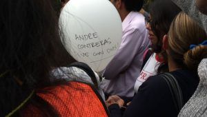 Hacen misa por niños fallecidos en Colegio Rébsamen tras sismo en México