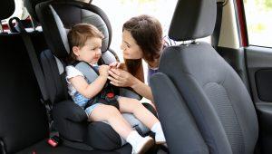 ¿Por qué la silla de auto es obligatoria?