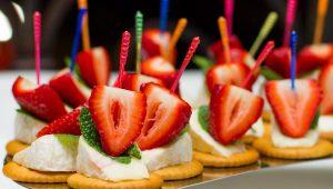 recetas con frutas y verduras primaverales
