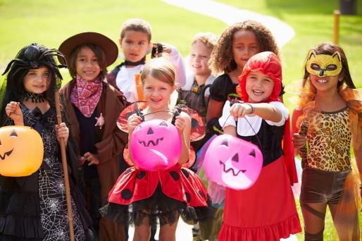 Juegos Infantiles Para La Fiesta De Halloween Dulce O Truco