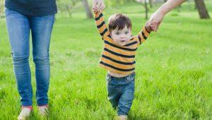 Disfrutar de la naturaleza en primavera con los niños