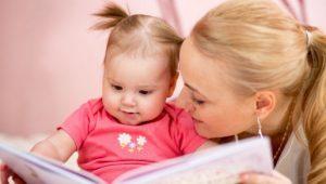 Importancia de leerle cuentos al bebé