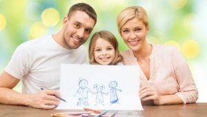significado de los colores en los dibujos de los niños