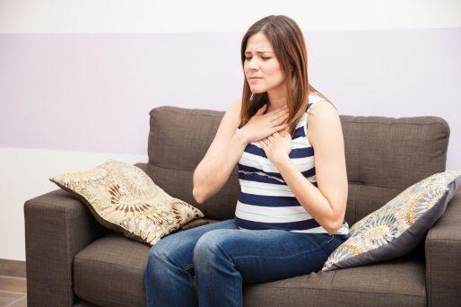 cáncer de mama en el embarazo