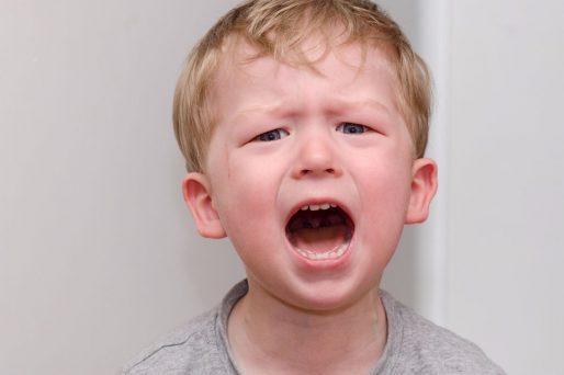 cómo enseñar al niño a controlar la ira