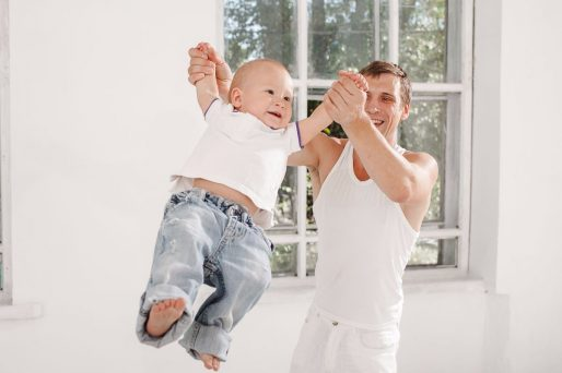 Relación entre padre e hijo