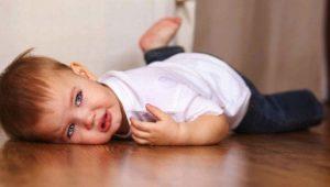 Cómo saber que el niño tiene parásitos intestinales