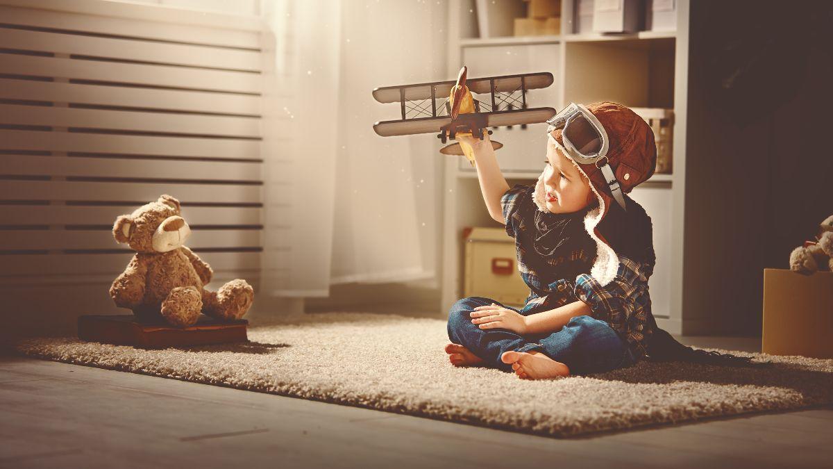 fortalecer la creatividad en los niños