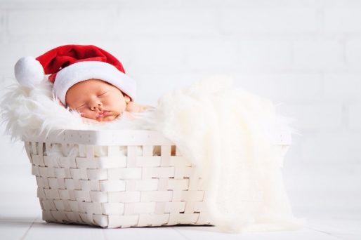 Regalos de navidad para bebés recién nacidos