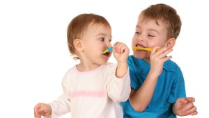 salud bucal del bebé