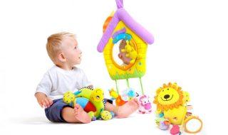 Juguete para bebés de 5 meses